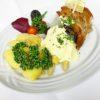 Spargel mit Schnitzel Wiener Art