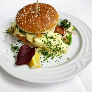 Spargel Spezial Burger